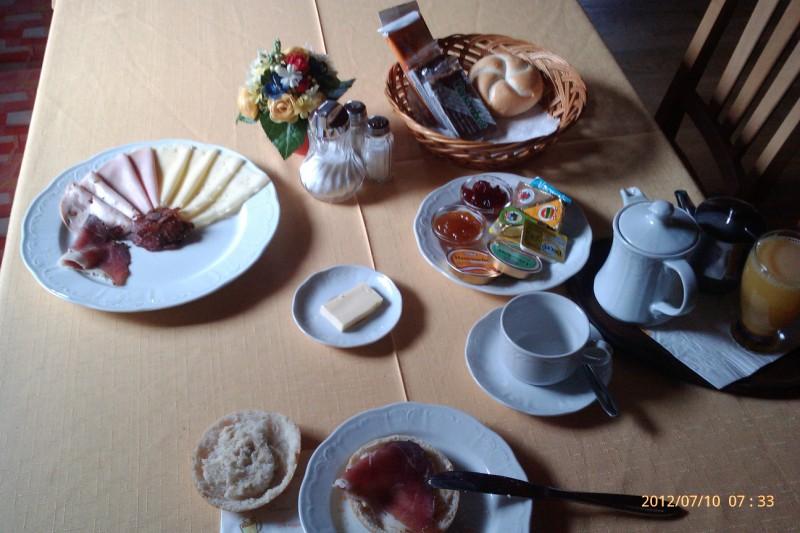 Frühstück (Teil 1)
